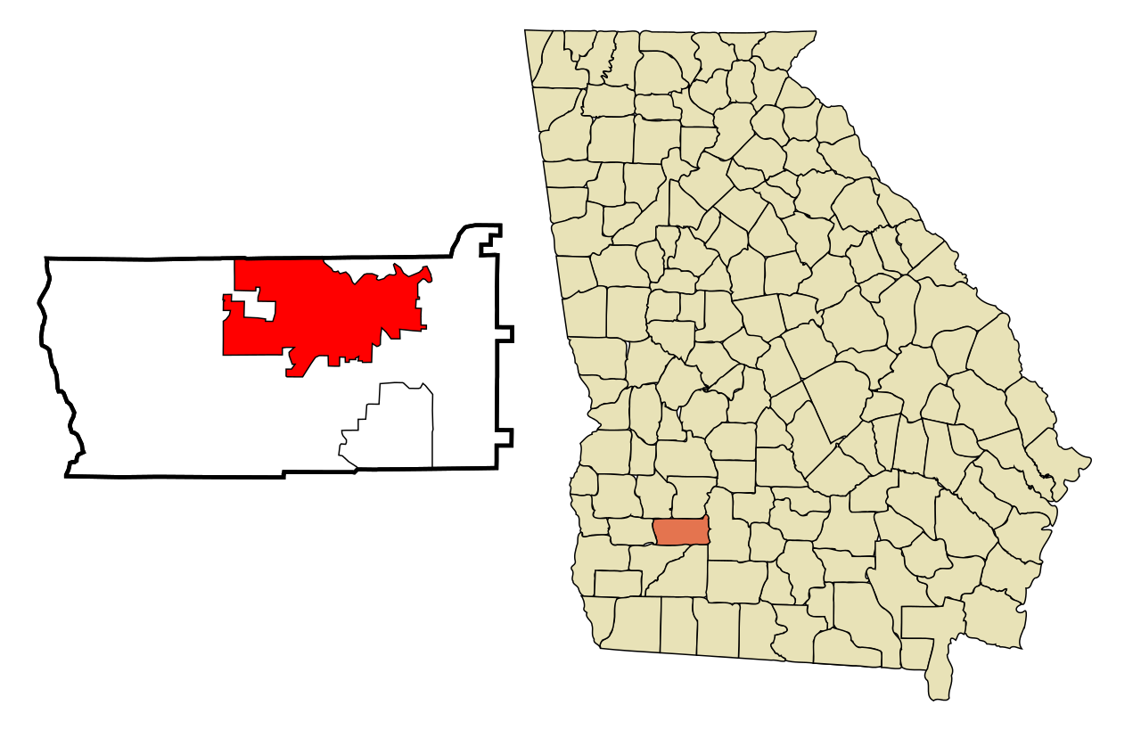 Albany, GA location
